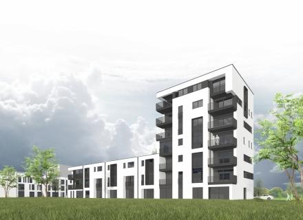 APPARTEMENT 1 CHAMBRE - soumis au pacte logement